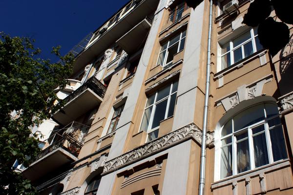 Дом Анны Ахматовой